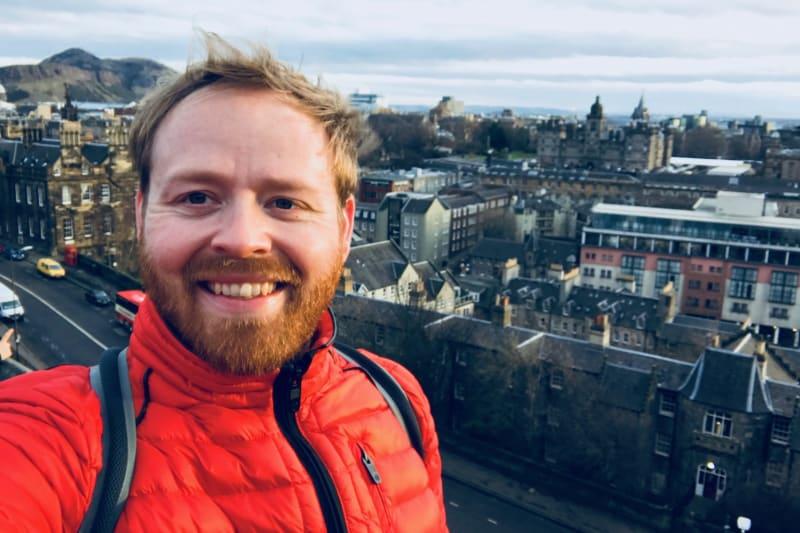 Edinburgh Free Walking Tour