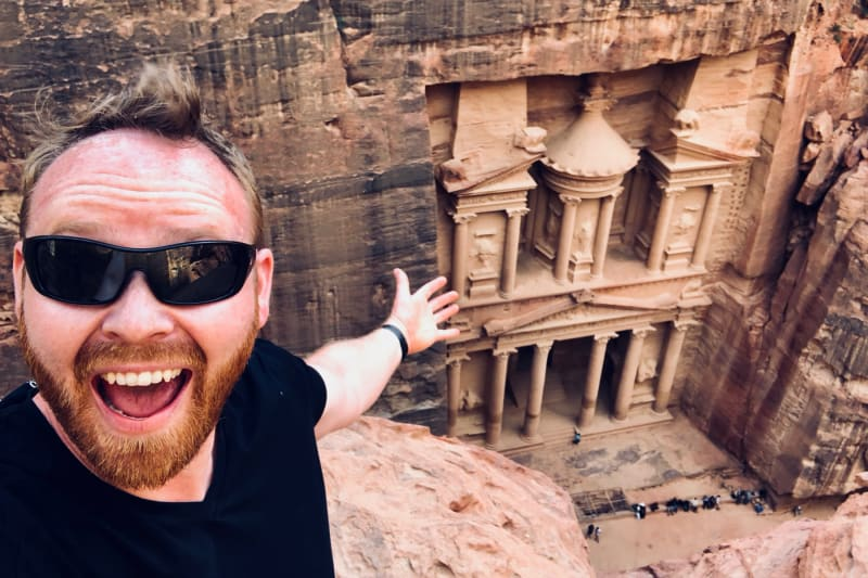 The Lost City of Petra is More Amazing Than I Ever Imagined