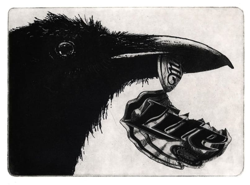 The Raven in Native American Mythology