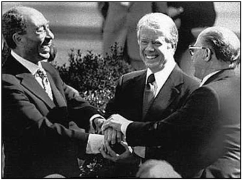 The History of Events Surrounding the Camp David Accords