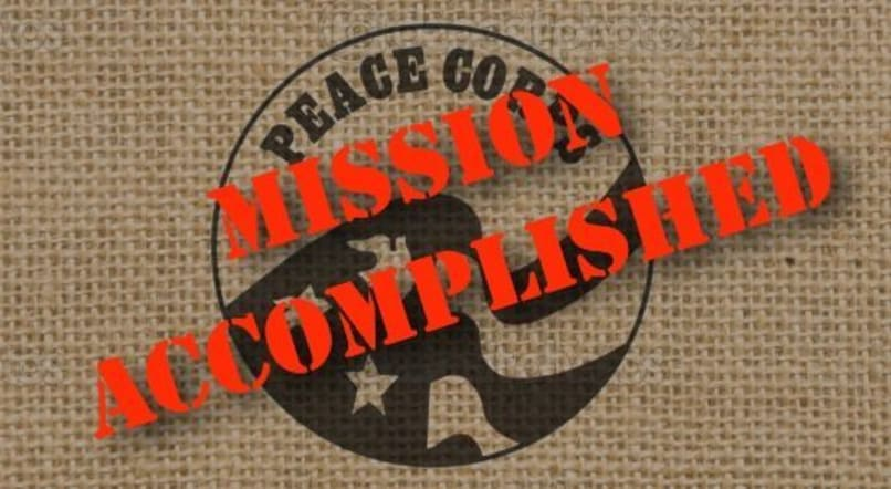 My Peace Corps Mission is Accomplished