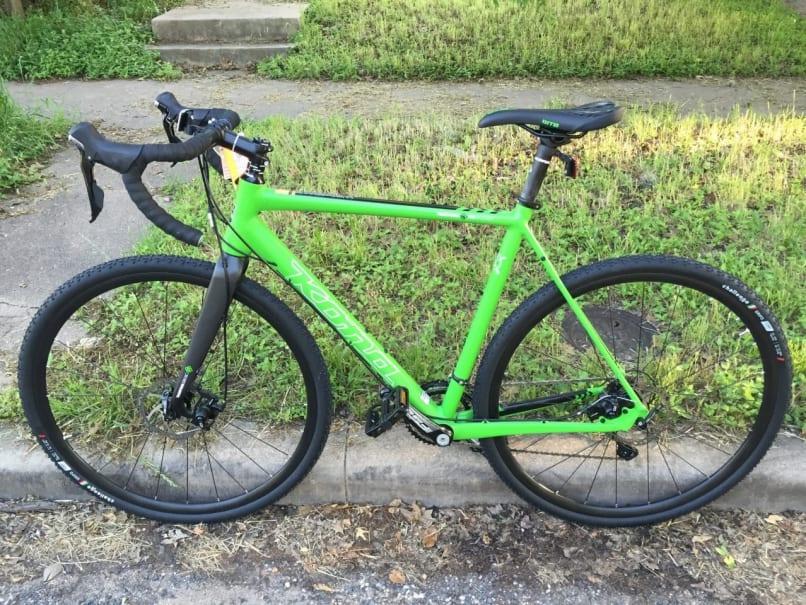 My New 2015 Kona Jake The Snake Cyclocross Bicycle