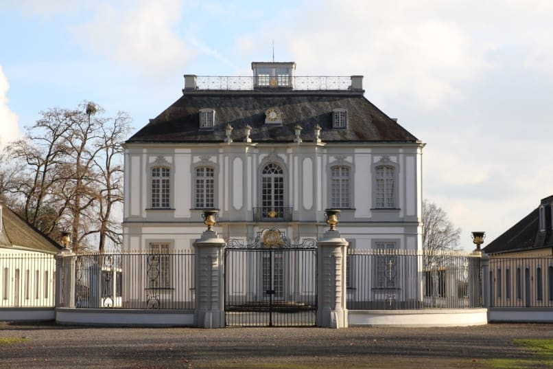 An estate in Brühl Germany