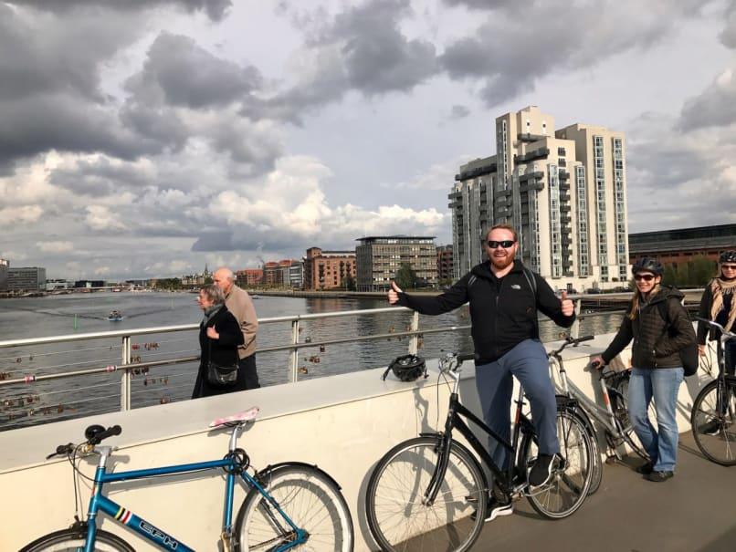 trivago on Tour takes a bike ride through Copenhagen, Denmark