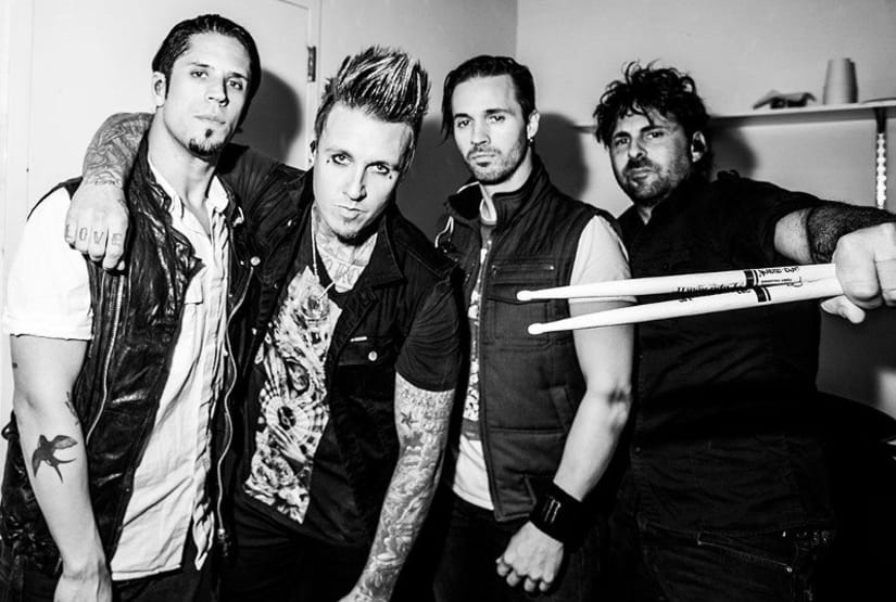 Meeting Papa Roach On Tour In Hamburg Germany