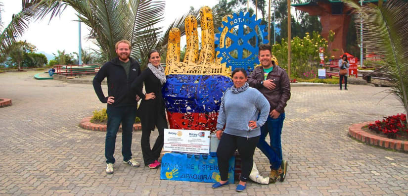Colombia Is The New Germany - A Rotary Youth Exchange Reunion