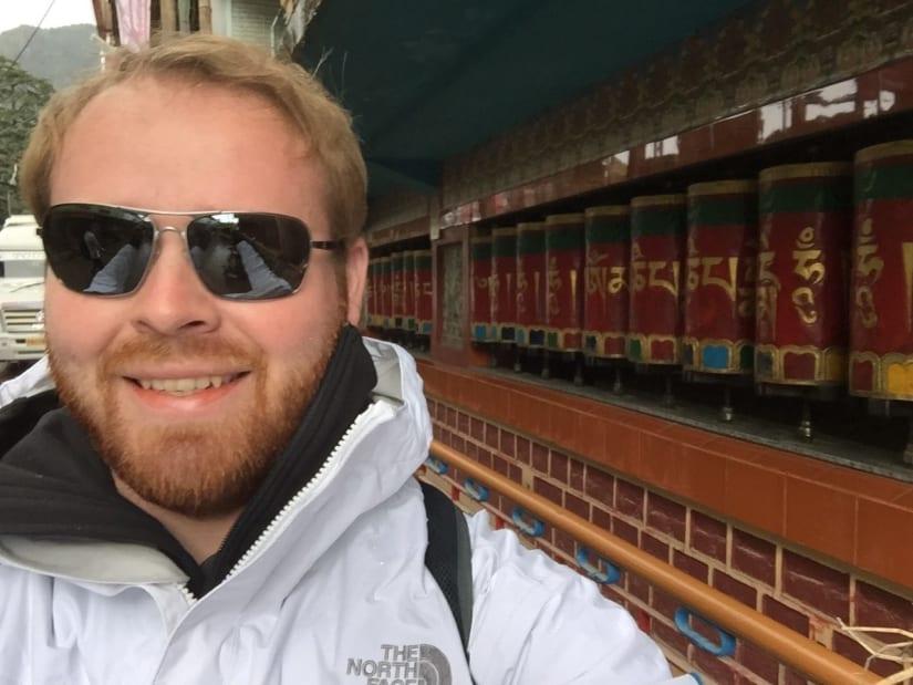 Dharamshala is Home To The Dalai Lama and This Wonderful Shopkeeper