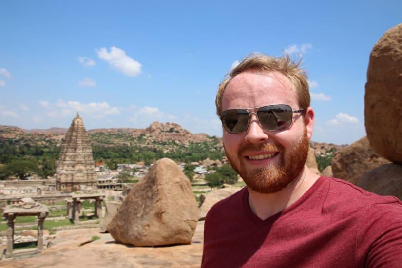 Hampi the Fallen Capital of the Vijayanagara Empire in India