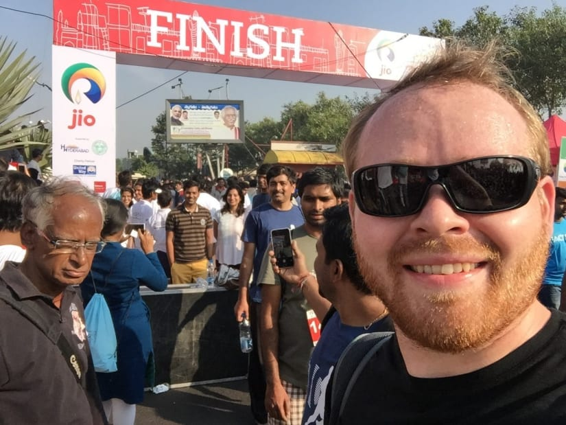 The Annual Hyderabad 10k Around The Hussain Sagar Lake