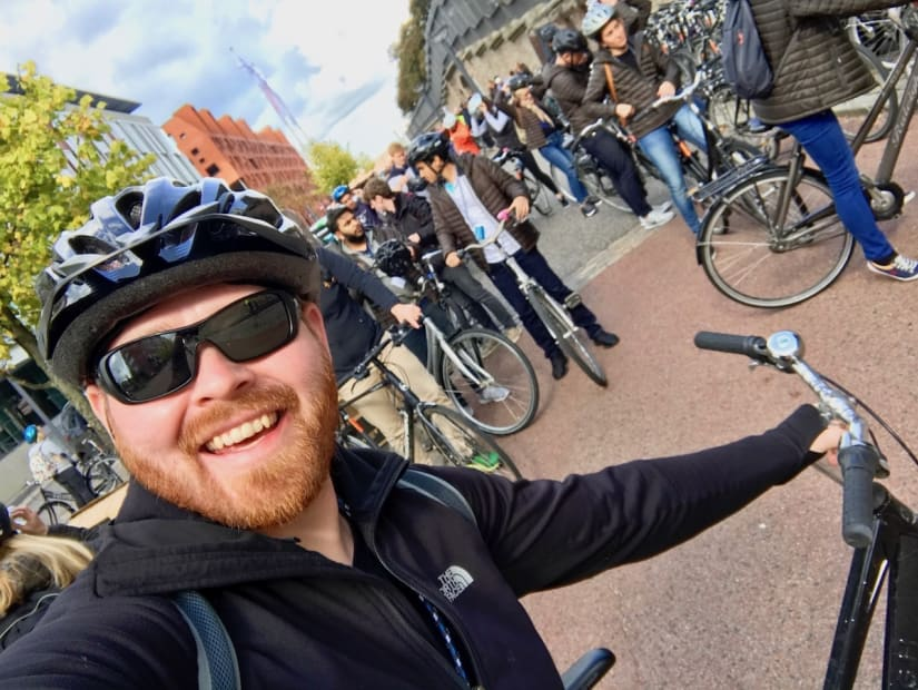 How to spend a day in Denmark - A bike tour of Copenhagen