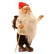 Julenisse 30 cm Gardsnissen