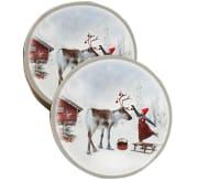 Glassbrikker Juledrømmen