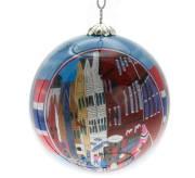 Julekule Bryggen i Bergen