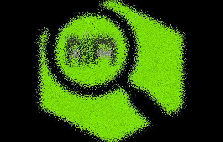 NIM Stylized Logo