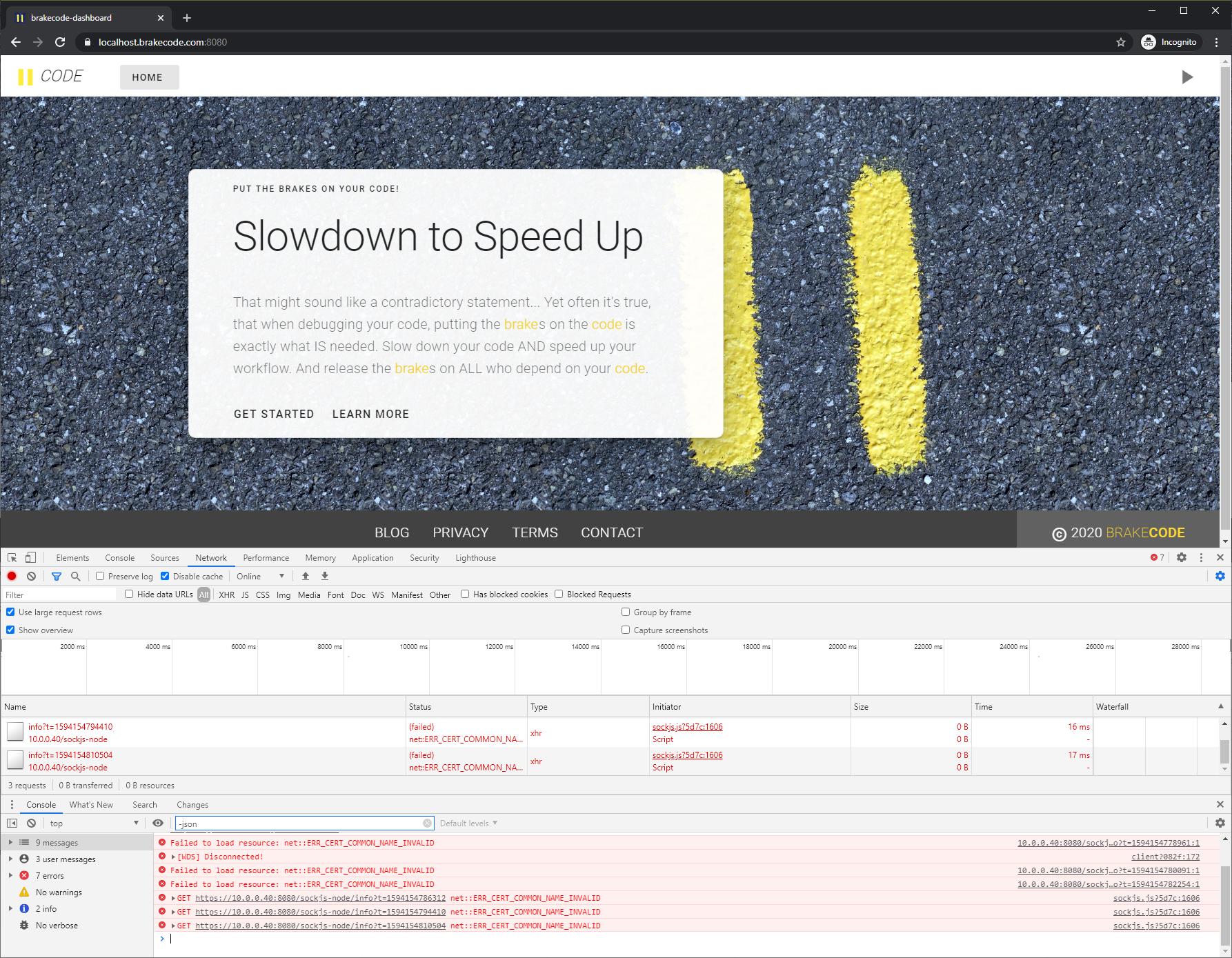 Browser DevTools