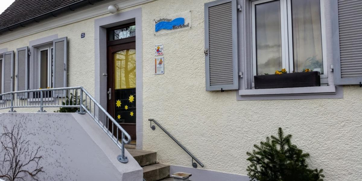 Städtische Kinderkrippe Bierlehof - Bild 1