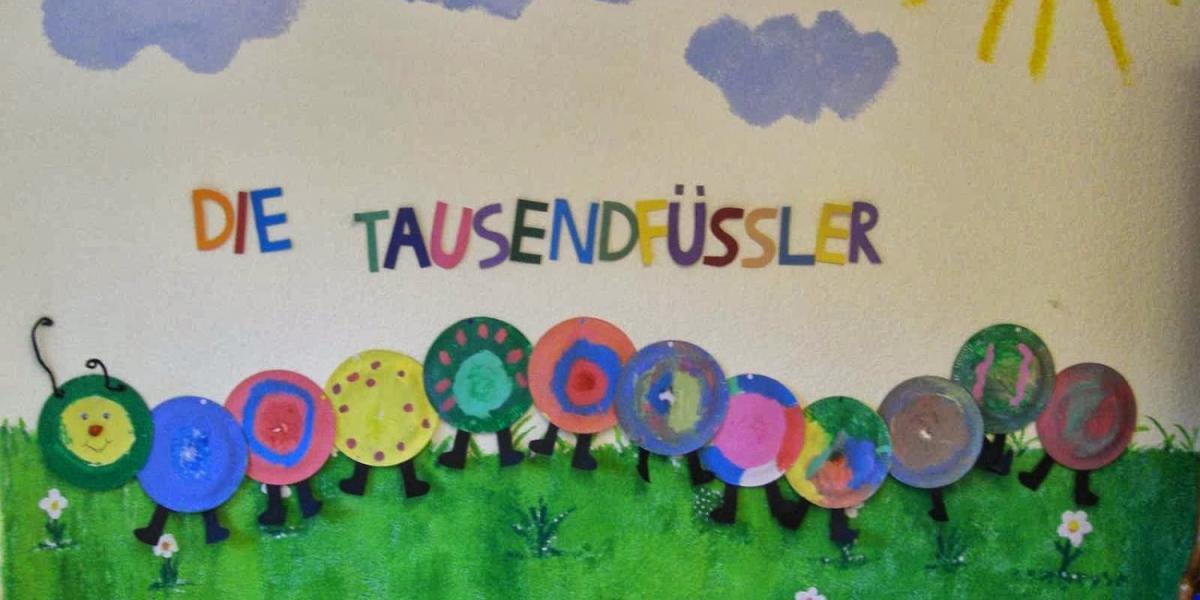 """Spielgruppe """"Tausendfüssler"""" - Bild 1"""