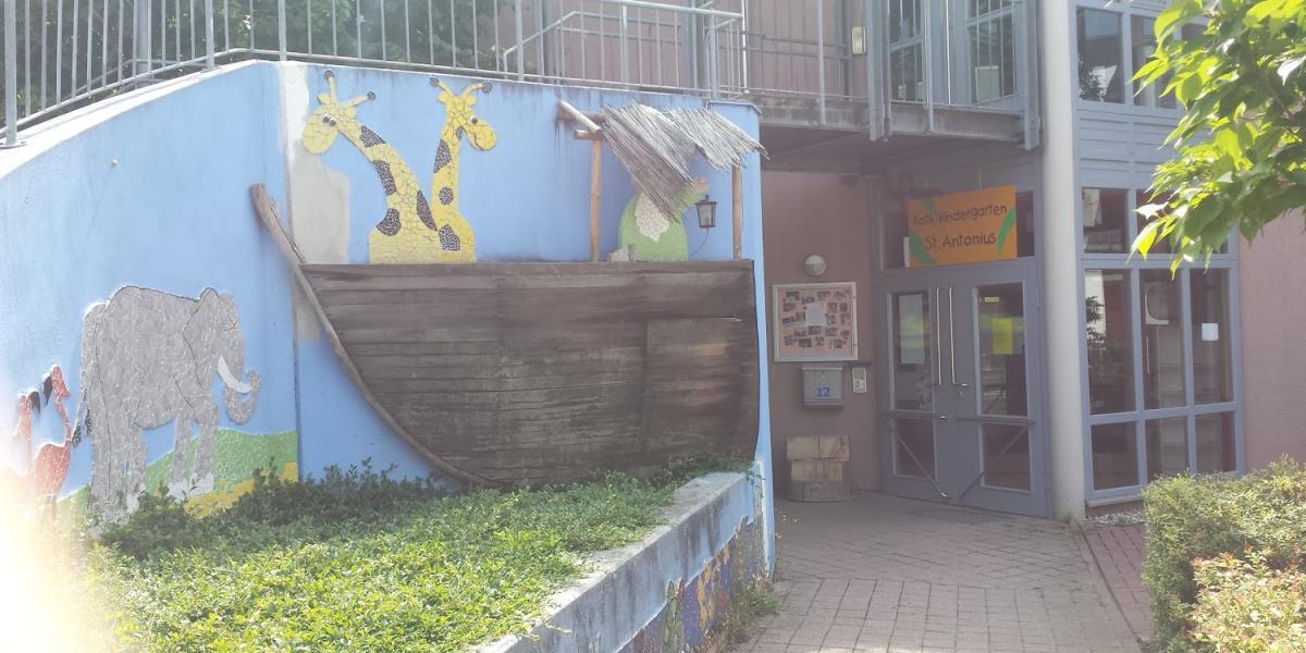"""Katholischer Kindergarten """"St. Antonius"""" - Bild 1"""