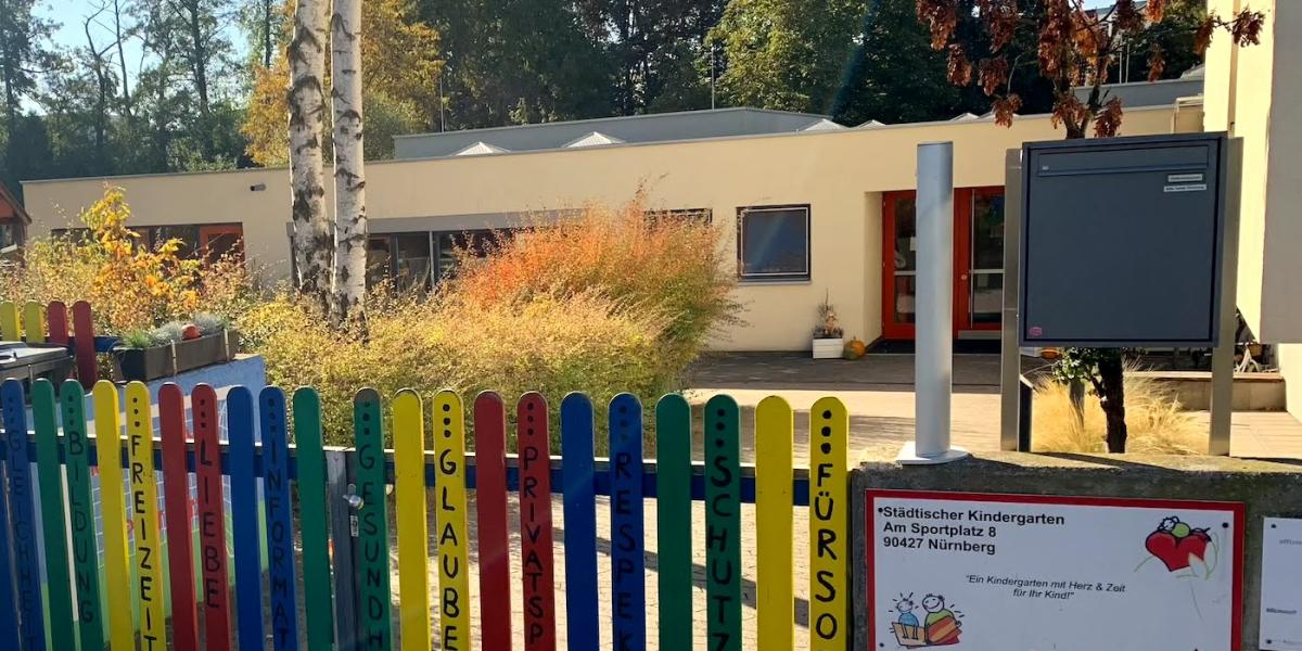 Kindergarten Am Sportplatz - Bild 1