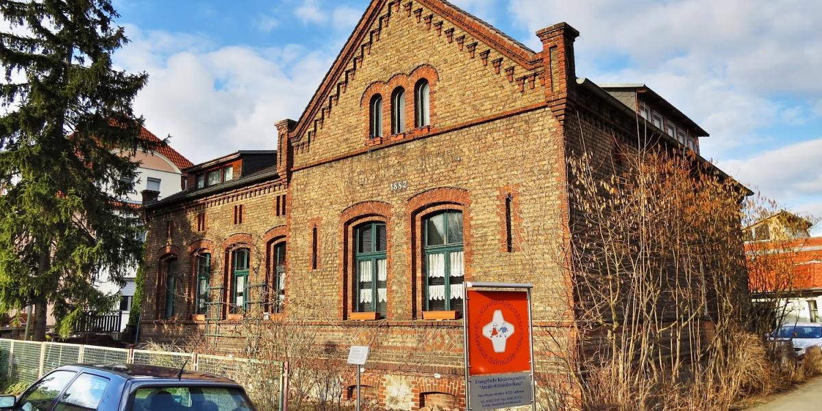 Kindergarten Amalie Schmieder Haus - Bild 1
