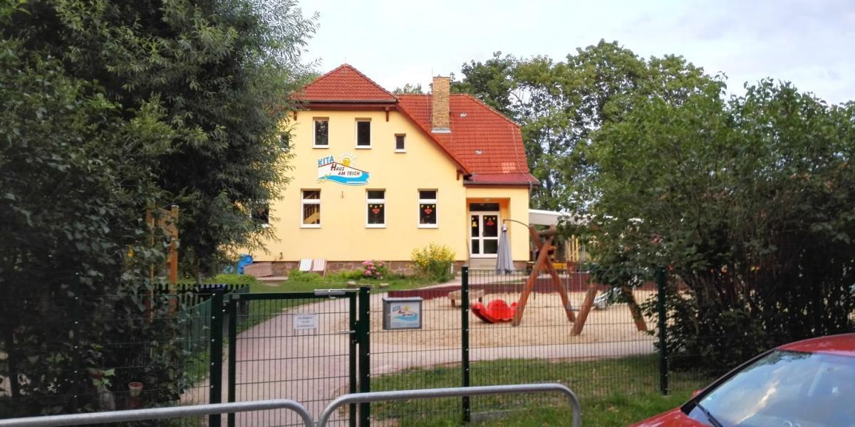 Kindertagesstätte Haus am Teich - Bild 1