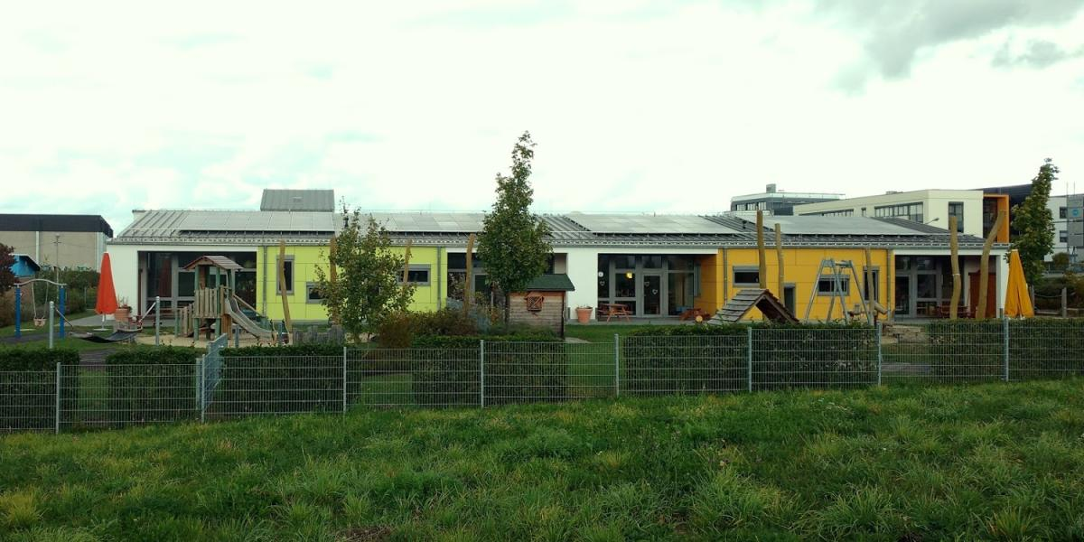 Kindertagesstätte Spi(e)lburg - Bild 1