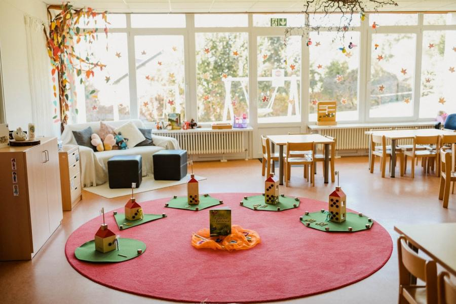 Katholischer Kindergarten Ortenburg - Bild 1