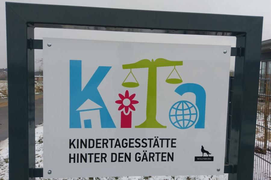 Städtische Kindertagesstätte hinter den Gärten - Bild 1