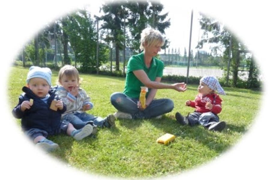 Nicolles kleine Strolche - Tagesmutter Flensburg Fruerlund - Bild 1