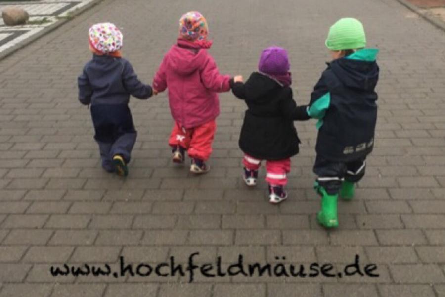 Tagesmutter HochFeldmäuse Flensburg - Bild 1