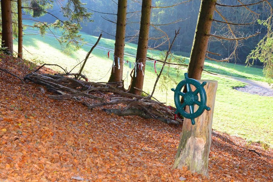 Waldkindergarten Waldwiesel - Bild 1