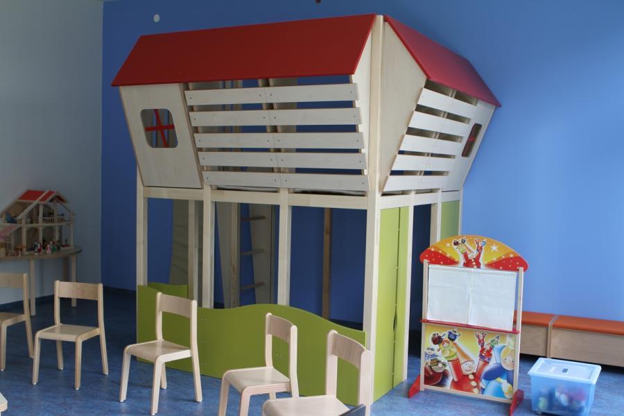 Kleine Riesen - Kinderkrippe und Kindergarten - Bild 1