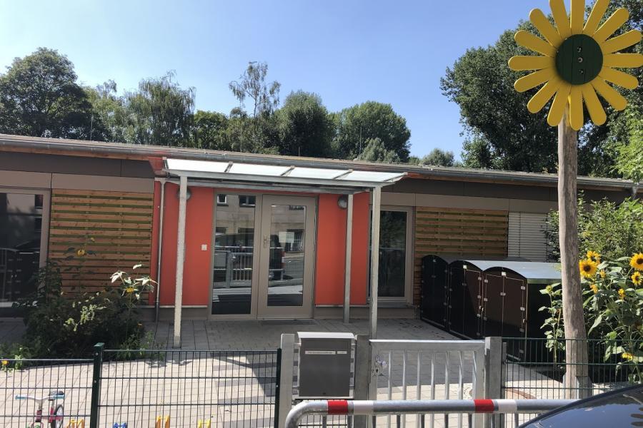 Sonnenblumenkinder Kindergarten - Bild 1