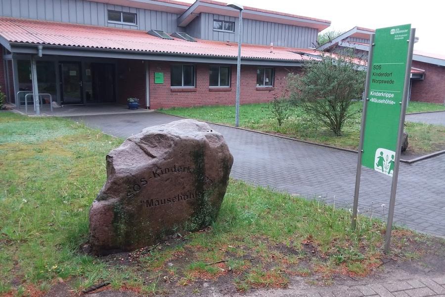 """Kinderkrippe """"Mäusehöhle"""" Gnarrenburg - Bild 1"""