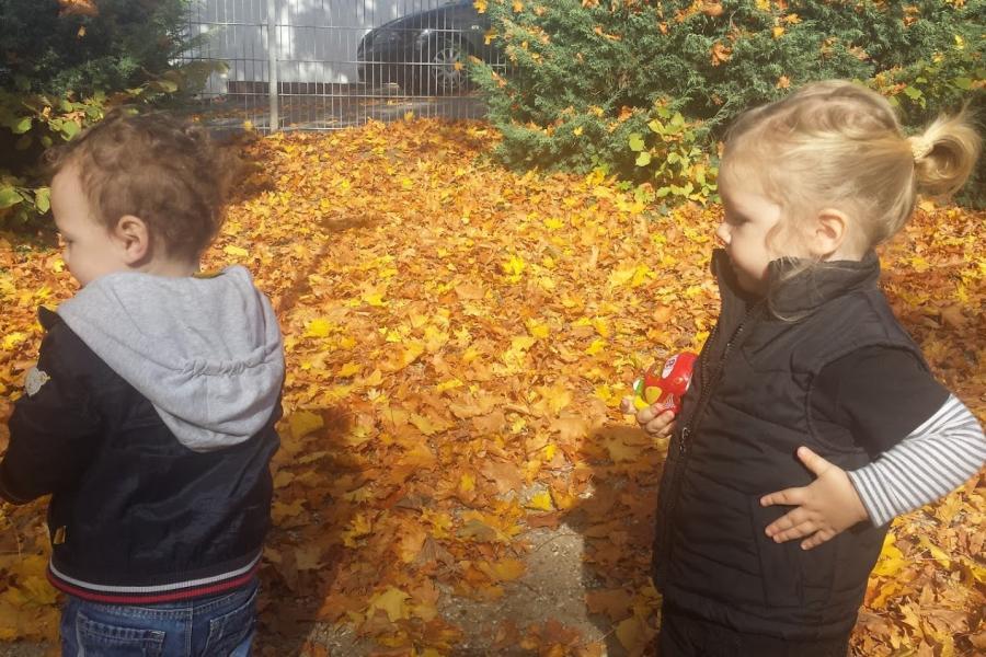 Tagesmutter Bensheim - Kinderbetreuung Bambi - Bild 1