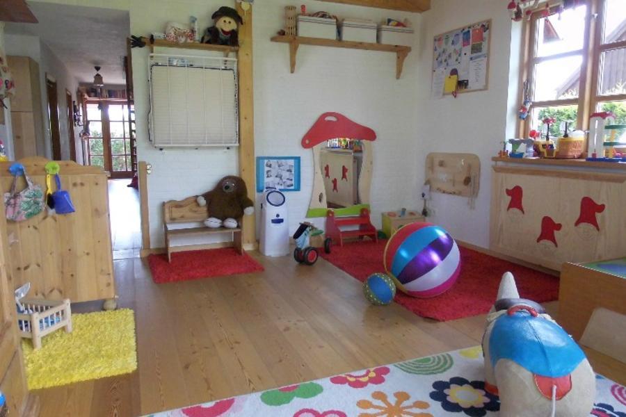 Kindertagespflegestelle Wedinger-Wichtel-Stübchen - Bild 1