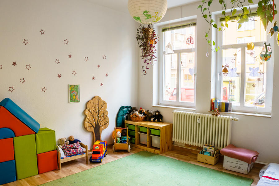 Kindertagespflege Evelyn Körbs - Bild 1