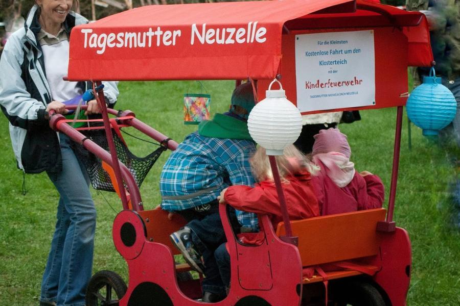 Tagesmutter Neuzelle Kindergarten Eisenhüttenstadt Kita Eisenhüttenstadt - Bild 1