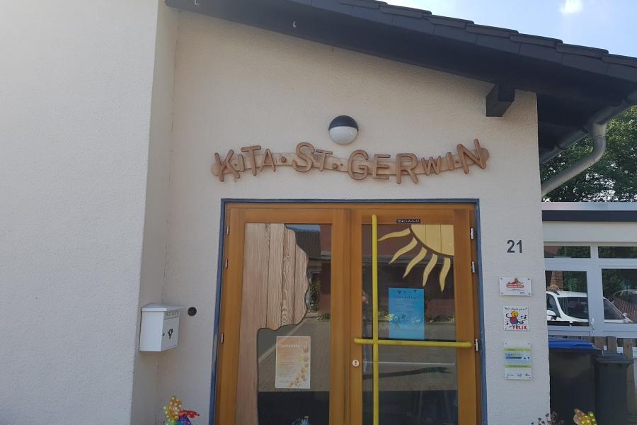 Katholischer Kindergarten Sankt Gerwin - Bild 1