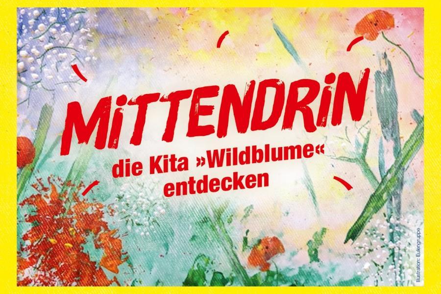Kita Wildblume im Haus Blütenmeer der ASB Kinder- und Jugendhilfe - Bild 1