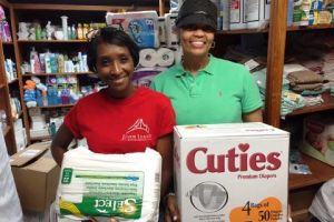 Junior League of Baton Rouge Diaper Drive