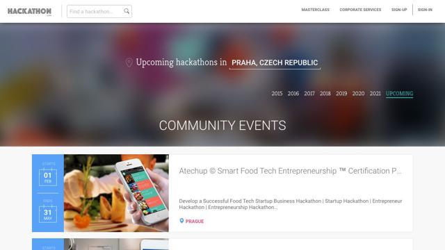 Hackathon.com