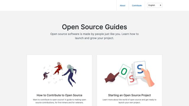 Open Source Guides