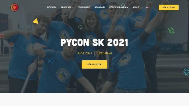 PyCon SK