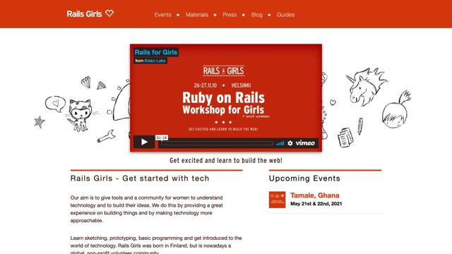 Rails Girls