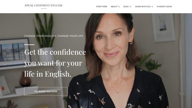 Speak Confident English