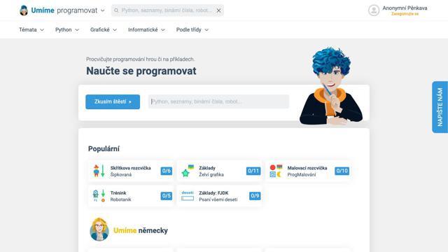 Umíme programovat