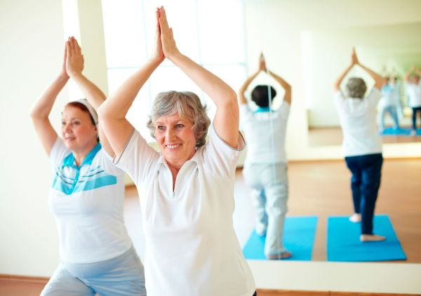 10 утренних упражнений для пожилых людей, которые позволят замедлить старение и чувствовать себя на все 100