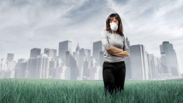 Загрязненный воздух может влиять на частоту психических заболеваний у жителей городов
