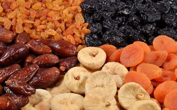 Лечим зрение и здоровье сухофруктами — полезных свойств больше, чем в свежих фруктах